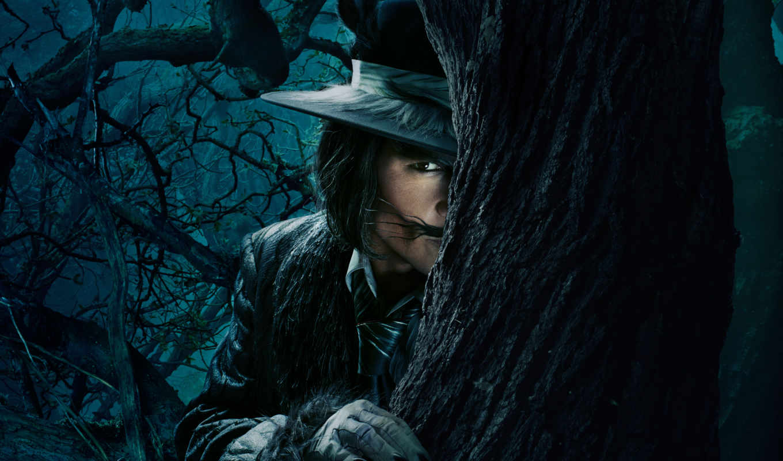 лес, дальше, than, волк, джонни, депп, сниматься, цари, боги, исход, стрип,