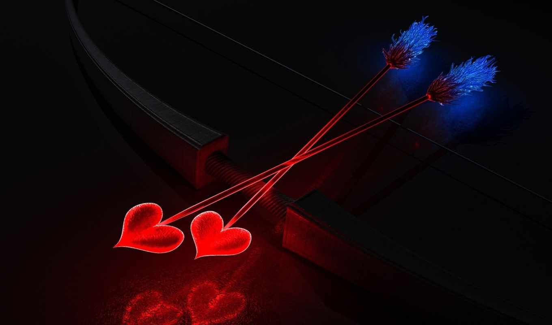 стрелы, arrows, любовь, сердца, cupid, download, heart, aşk, büyüsü, this, hearts,
