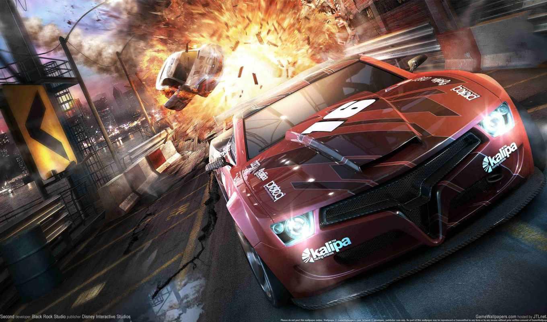 bang, машина, машины, красная, прогремел, красной, сзади, спортивной, подбросивший, авто,