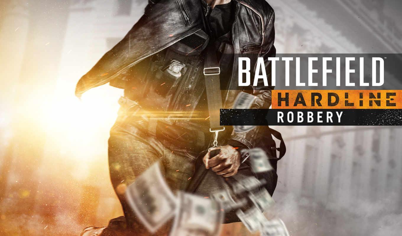 battlefield, hardline, ограбление, arts, electronic, сентября,