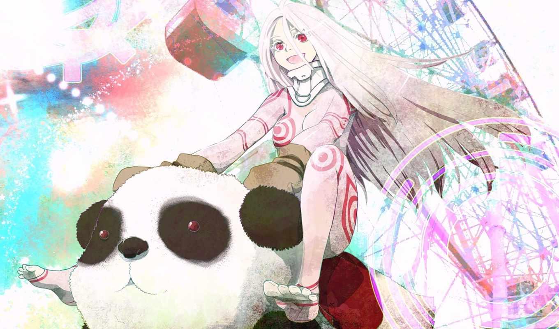 anime, чудес, смертников, country, панда, wonderland, deadman, naruto, разное,