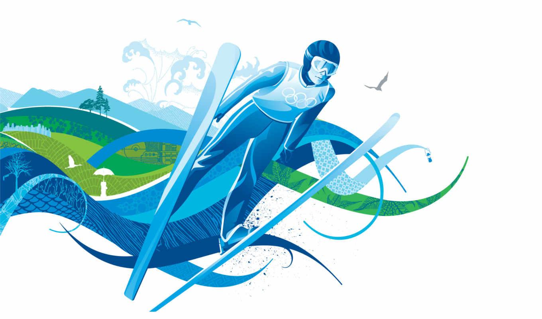 ванкувер, прыжки, трамплина, олимпиада, jumping, ski, olympics, спорт, winter, jumps, vancouve,