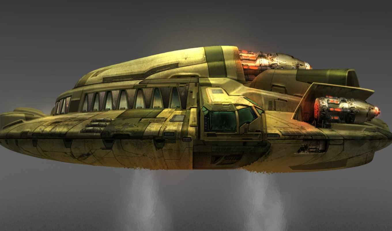 spaceship,