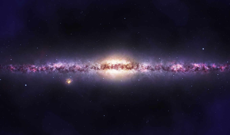 purple, stars, galaxy, природа, космос, страница, photos, изображение,