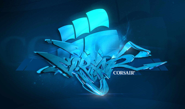 corsair, обои, graffiti, style, граффити, разное,
