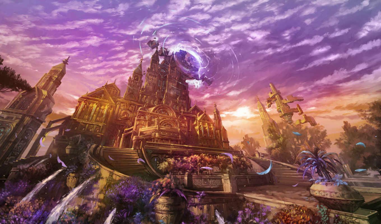 lineage, goddess, destruction, village, island, talking, линейка,