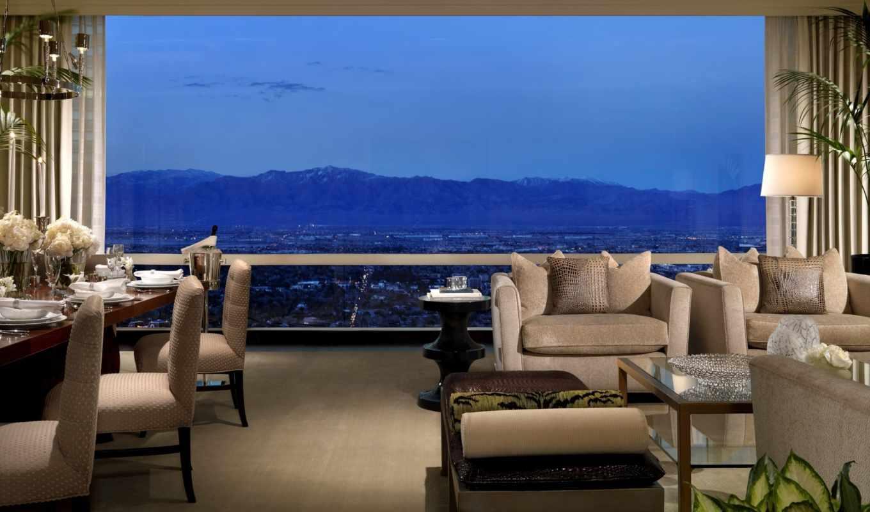 interer, интерьеры, full, отель, комнота, пейзаж, комната,
