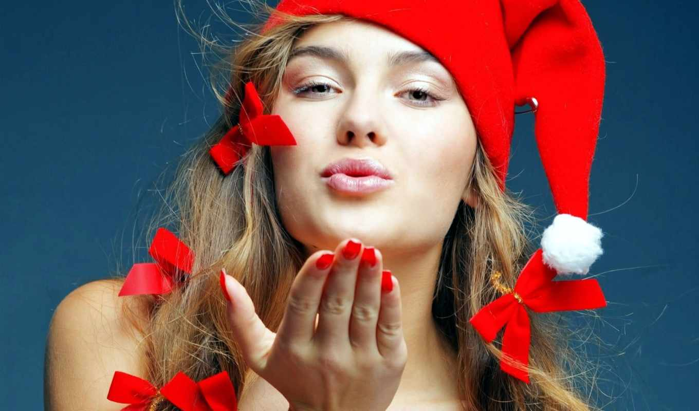 девушка, санта, клаус, devushki, новогодние, рейтинг, christmas, мар, клауса,