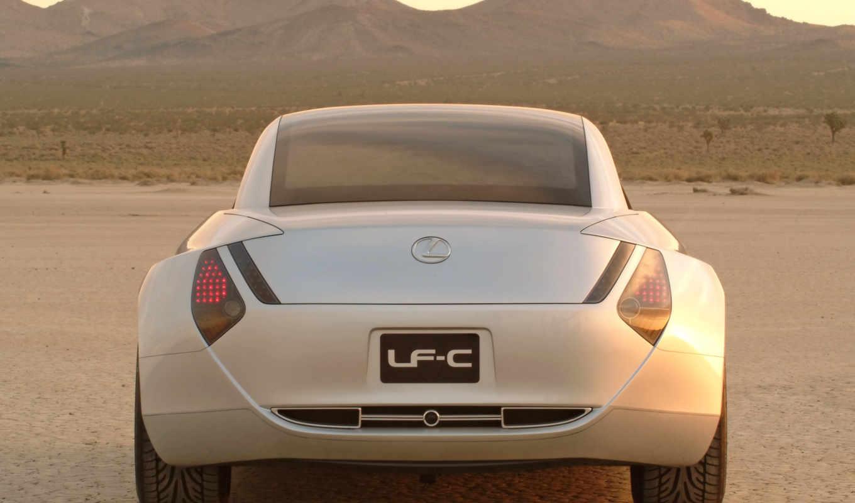 lexus, concept, views,