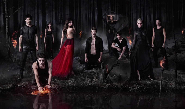 vampire, diaries, дневники, вампира, nina, добрев,