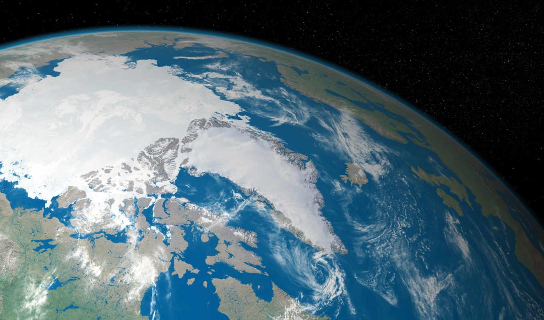 земля, планета, космос, пейзаж, картинку, картинка,