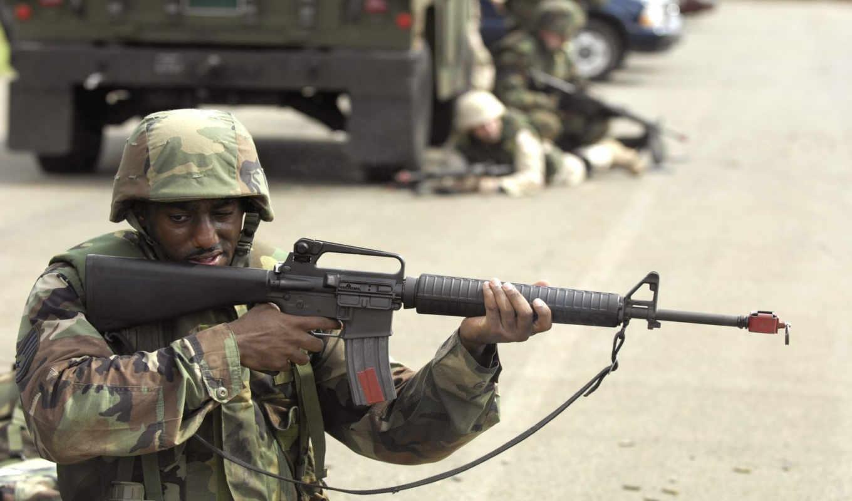 ,солдат, каска, м16, война,