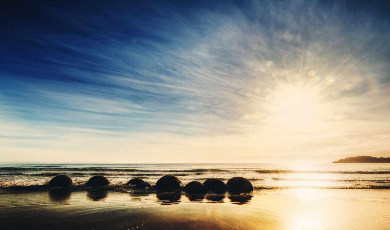 new, zealand, новая, ocean, восход, mix, нравится, оригинал, скалы, landscape,