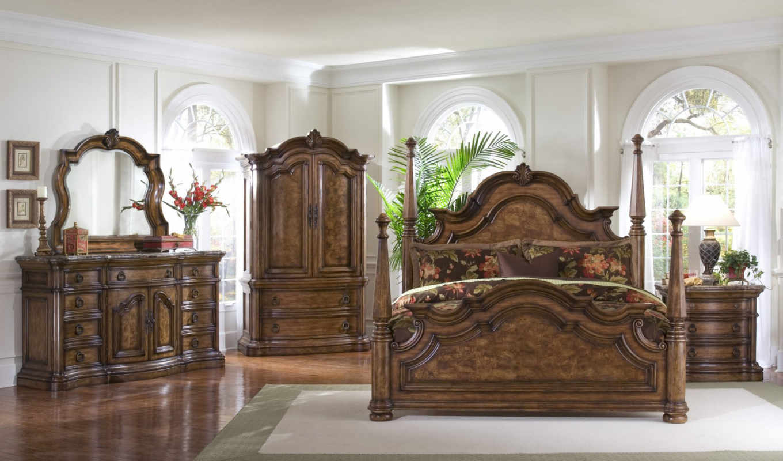мебель, спальня, pulaski, сервинг, взгляд, mateo, san,