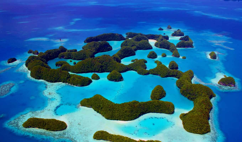 palau, ди, pacific, arcipelago, state, emergency, остров, засуха, nation, della, wednesday,