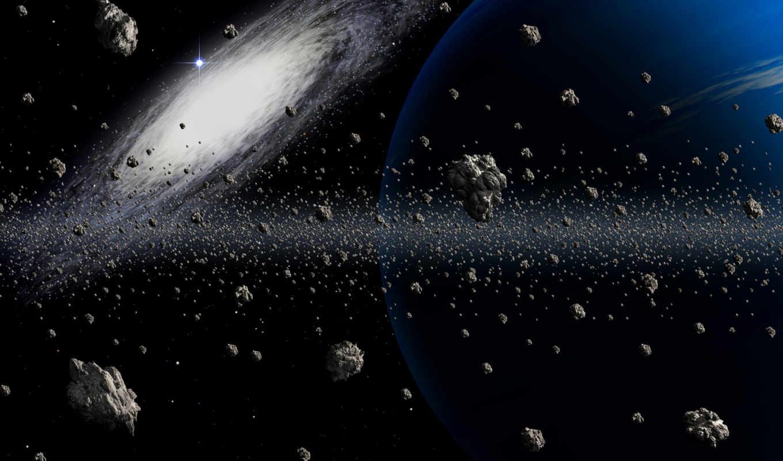 астероиды, universe, свет, небо, галлактика, cosmos, планеты, графика, planet,
