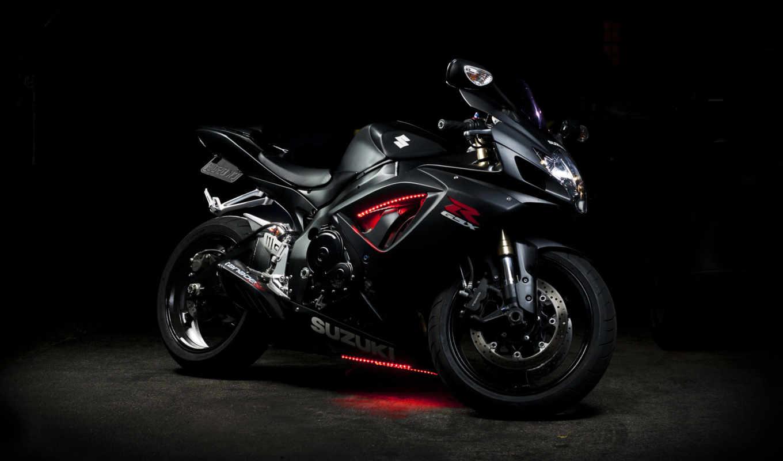 мотоциклы, suzuki, мотоцикл,