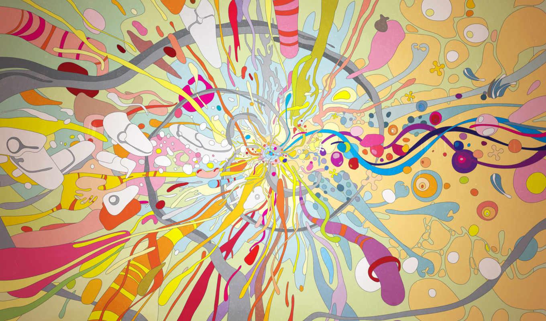яркие, risunok, incredible, июня, abstrakciya,