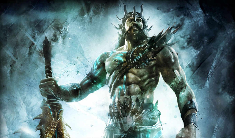 god, war, игры, Бог Войны, ascension,