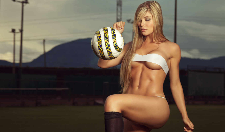 jaramillo, девушки, sofia, мяч, manchester, hot, soccer, united, model, march, moyes, colombia, фотографии, david, своей, фигурой, девушка, следят, за,
