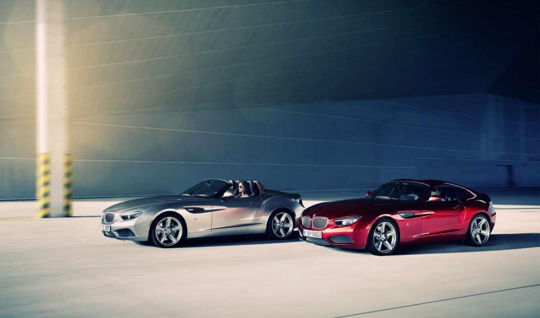 bmw, zagato, concept, шубка, roadster, based, coupe, детские, категории, мужчина,