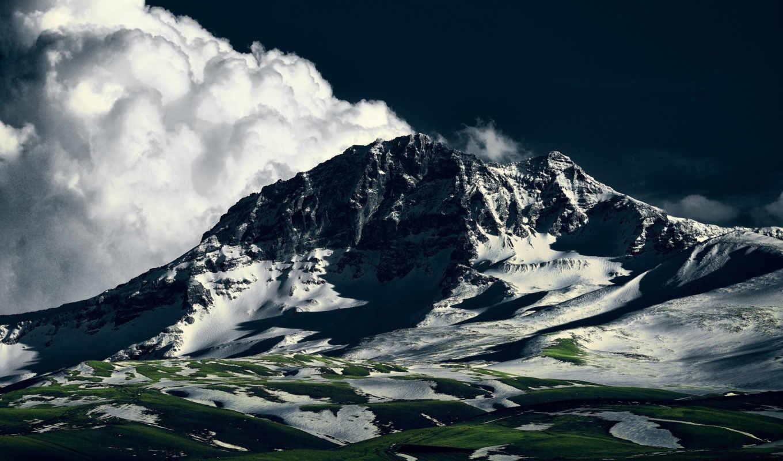 горы, арарат,