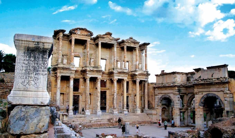 ephesus, turkey, путешествия, pamukkale, мэри, тур, house,