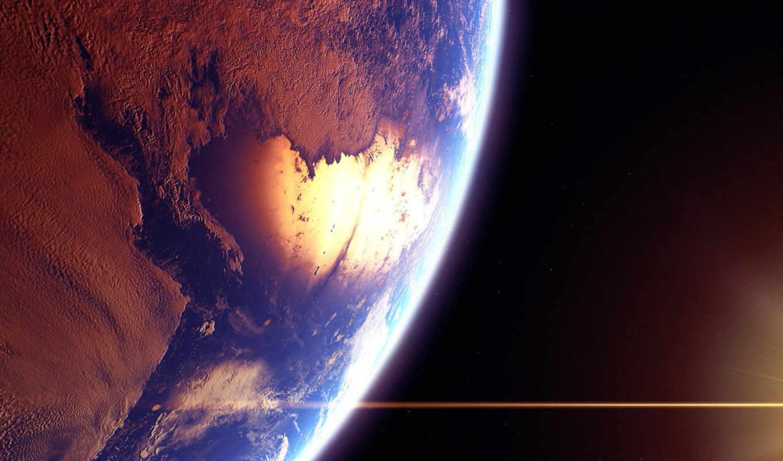 ,космос,земля,снимок,