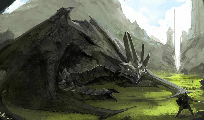 votos, воин, puntos, дракон, рыцарь, изображения,