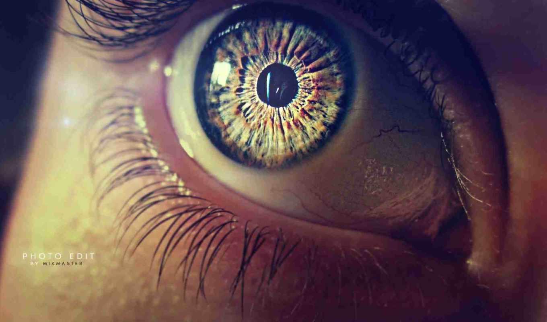 ,ресницы,глаз, зрачек,радуга