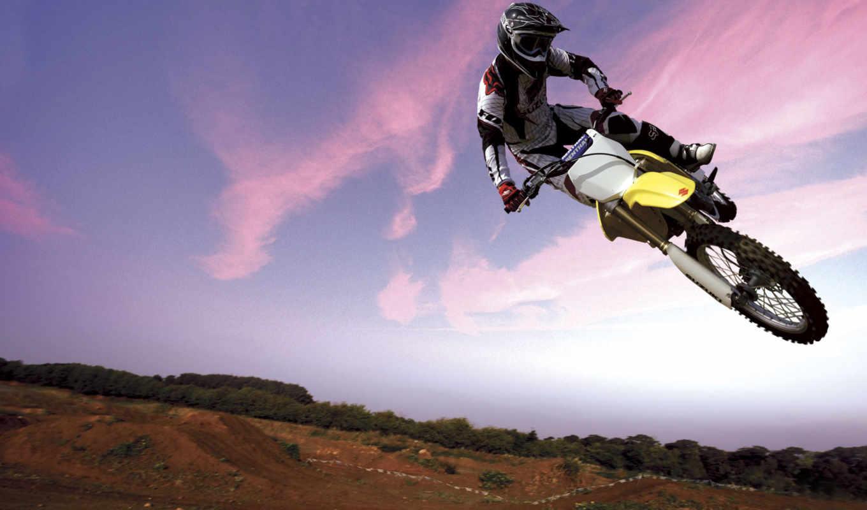 спортивные, прыжок, мотоцикле, спорт, мотоциклы, мото, страница, мотоцикл,