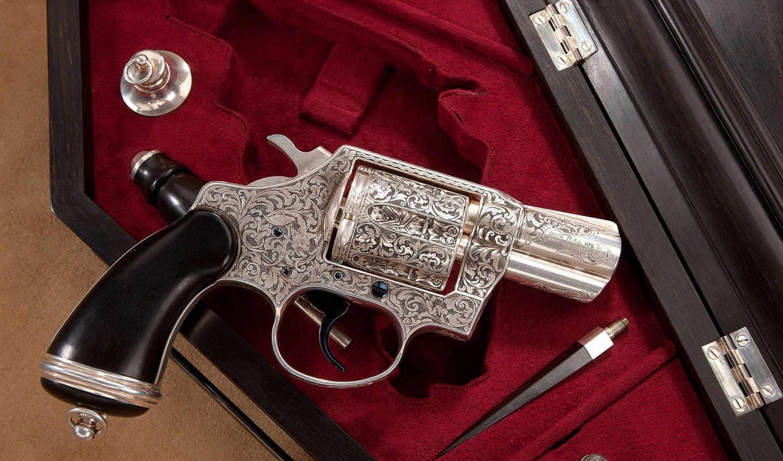 оружие, national, firearms, museum, часть, серебряный, револьвер,