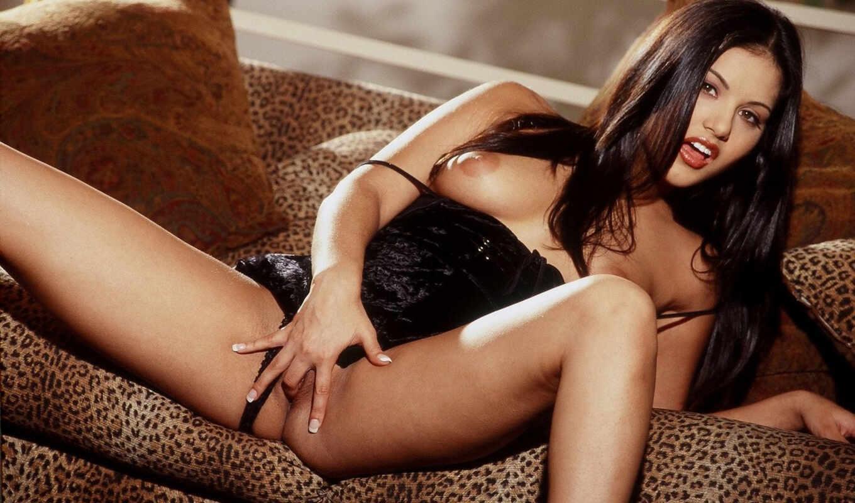 leone, sunny, эротика, pussy, голая, грудь, брюнетка,черное белье, шалава,