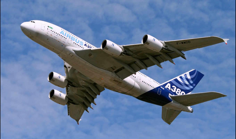 самолеты, авиация, пассажирские, airbus,