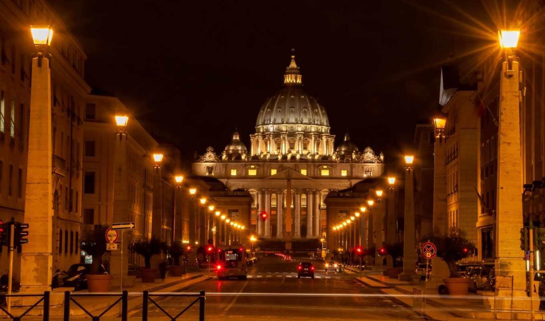 рим, italy, stato, vaticano, del, della, basilica, cittђ, peter, vatican,