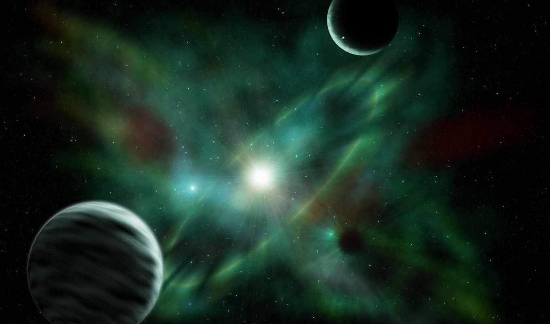cosmos, звезды, планеты, рассвет,