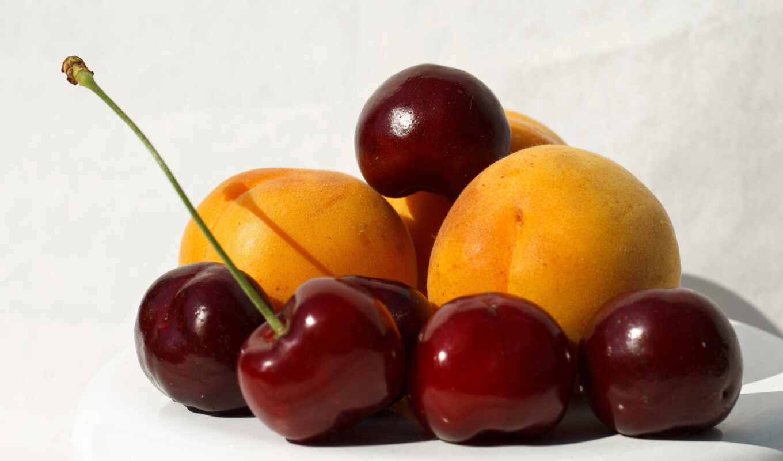 winter, cherry, компот, абрикос