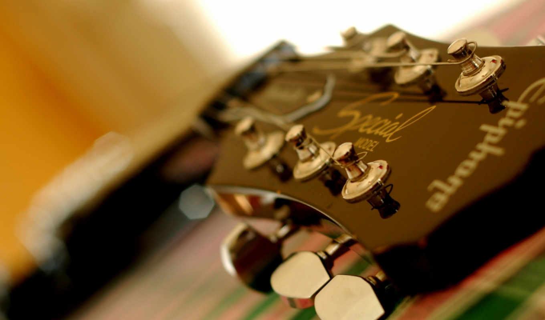 гитара, колки,, gitarre, шестиструнная, bild,