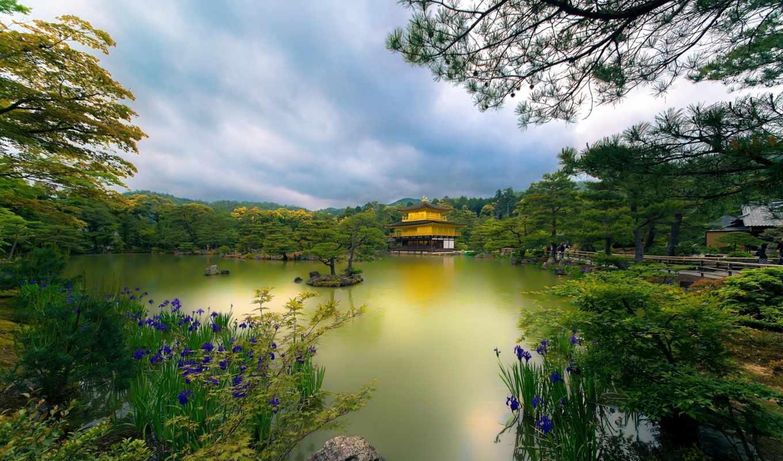 kyoto, япония, храм,