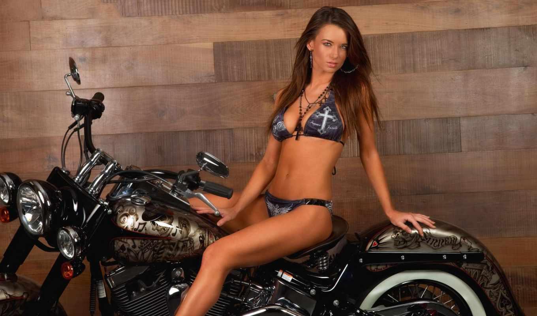 harley, girls, davidson, девушка, pin, motorcycles, подборка,