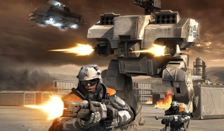 battlefield, game, игры, будущее,
