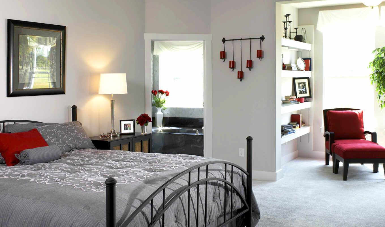 bedroom, interior, design, غرف, ideas, room, home, dom, спальни, cool, furniture, спальне, master, white, with,