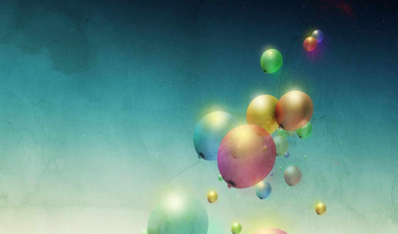 шары, воздушные, минимализм, арт, balloons, éïòìì, fly,