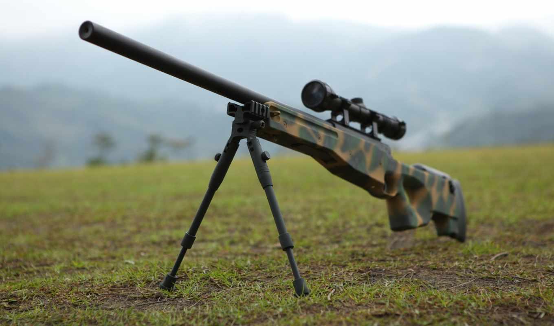 оружие, warfare, arctic, magnum, снайперская, винтовка,
