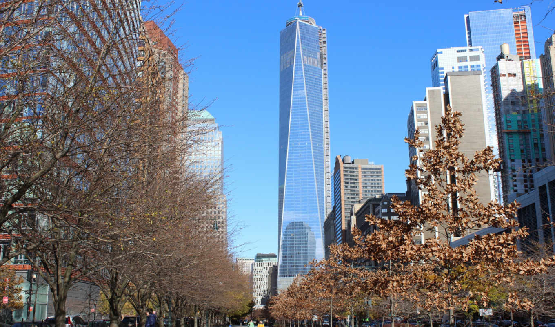 new, york, центр, trade, world, america, manhattan, towers, город, wtc, twin, февр,