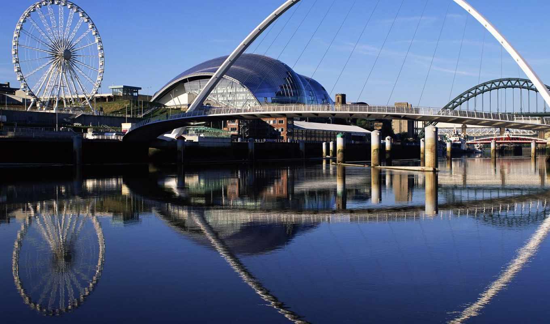 мост, тысячелетия, гейтсхеде, one, самых, уникальных, мостов, роде, тайн, существующих, currently,