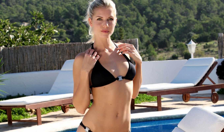 vale, iveta, девушка, грудь, смотреть, модель, купальник,