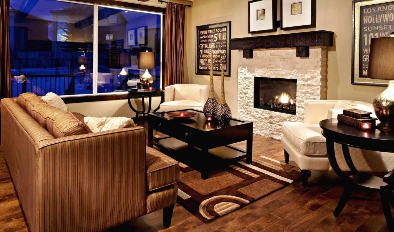интерьер, комната, design, камин, камином, стиль, комнаты, гостиной, интерьеры,