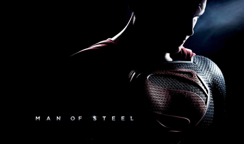 мужчина, стальной, cavill, superman, стали, henry, плакат, сниматься, adams,