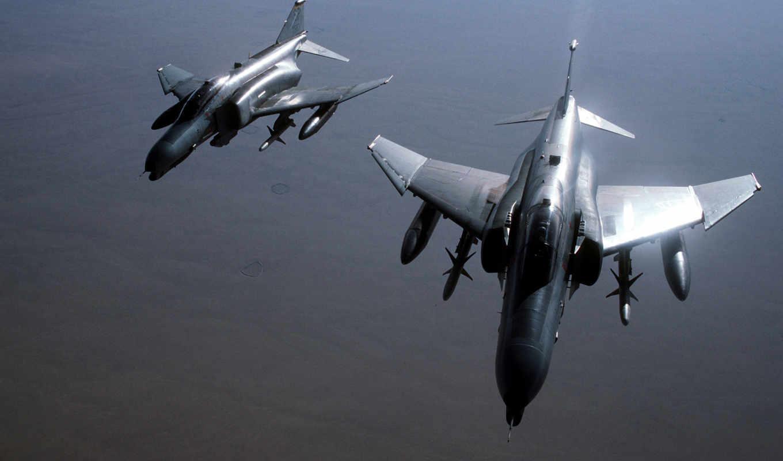 phantom, истребитель, mcdonnell, douglas, бомбардировщики, истребители, мар, знаменитые, фантомы, авиация,
